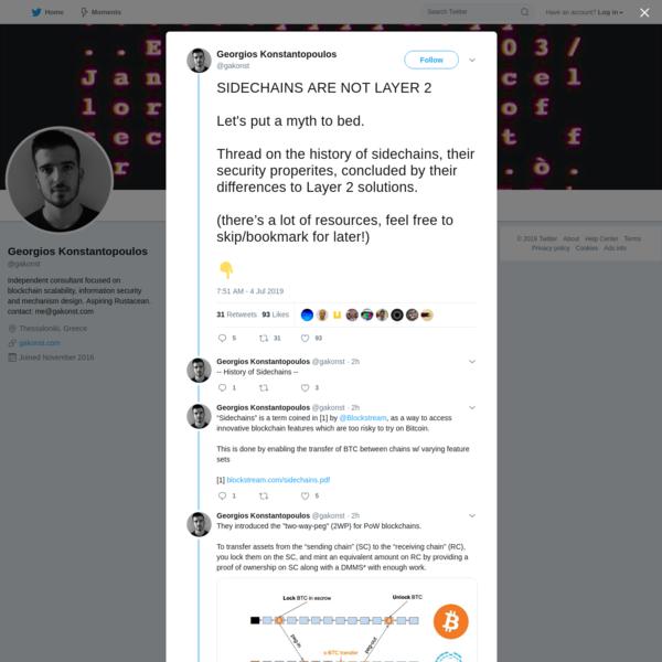 Georgios Konstantopoulos on Twitter
