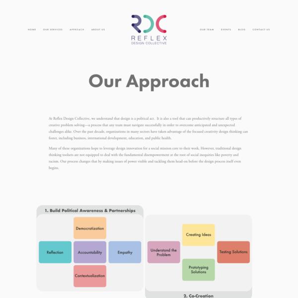 Approach - Reflex Design Collective