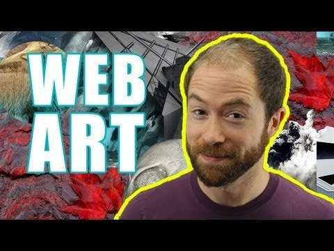 Is the Web Browser Replacing the Art Gallery? | Idea Channel | PBS Digital Studios