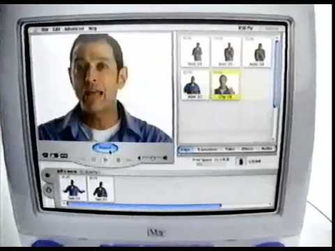 Apple - iMac Jeff Goldblum Ad