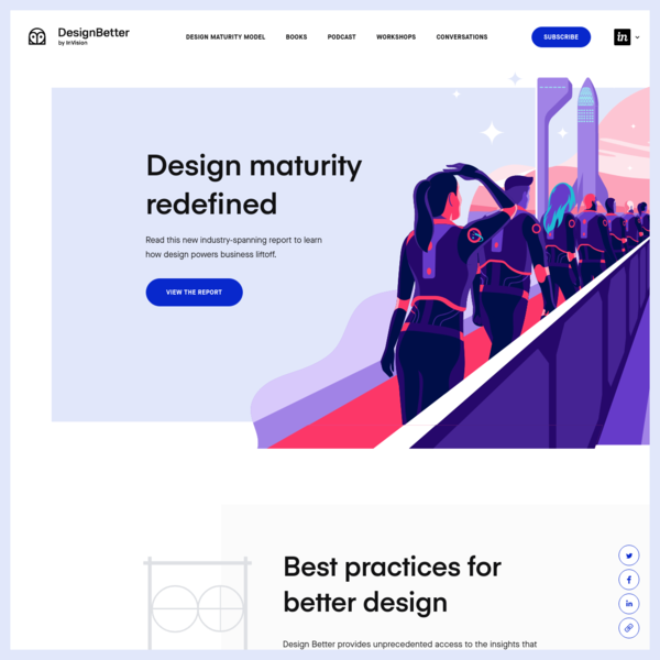 Discover Design Better