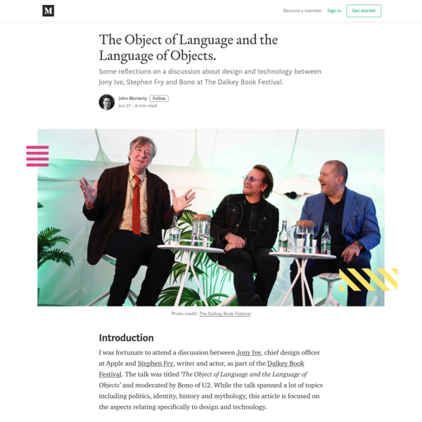Are.na / The Object of Language and the Language of Objects.