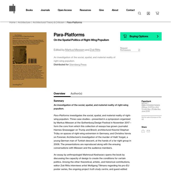 Para-Platforms