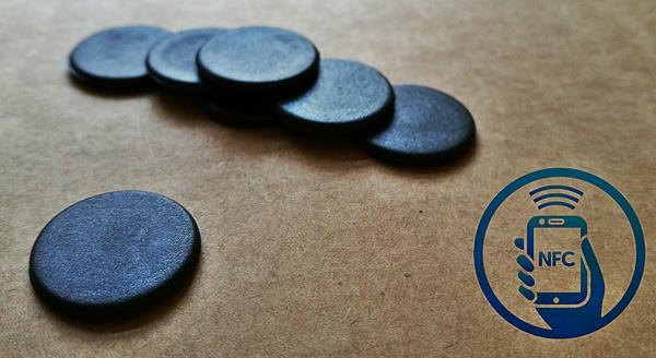 Near-Field Communication Discs
