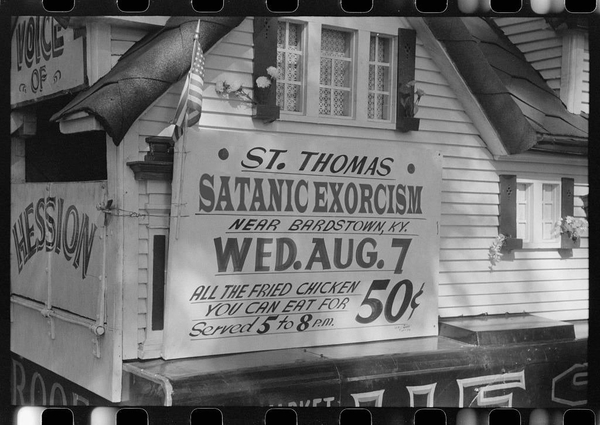 Fried Chicken & Exorcism