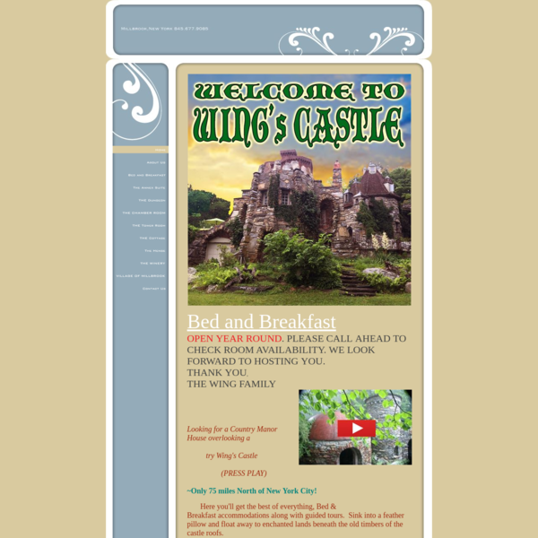 Wing's Castle - Home