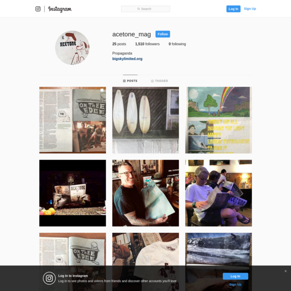 @acetone_mag * Instagram photos and videos