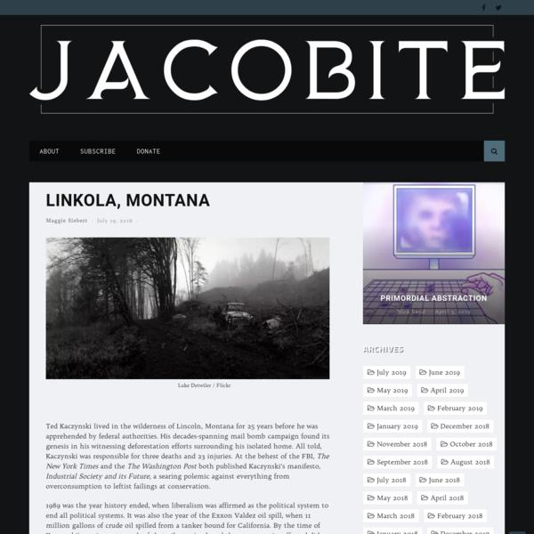 Linkola, Montana