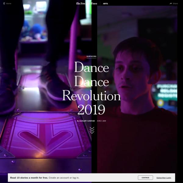 The Last Two Dance Dance Revolution Machines in Manhattan