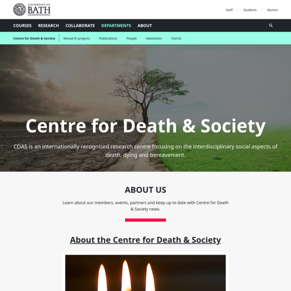 Centre for Death & Society