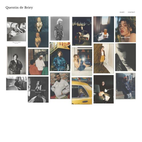 Fashion | Quentin de Briey