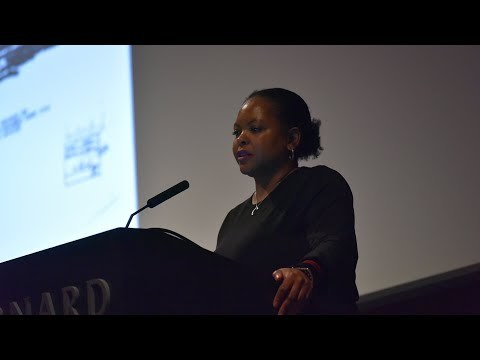 Simone Browne: Keynote lecture at Subverting Surveillance - Strategies to End State Violence