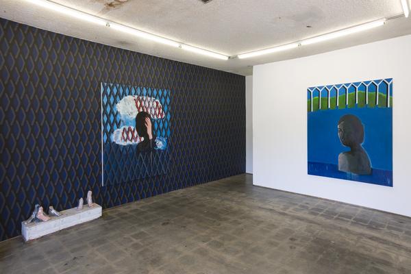 Becky Kolsrud, Compression and Fragmentation, 2019