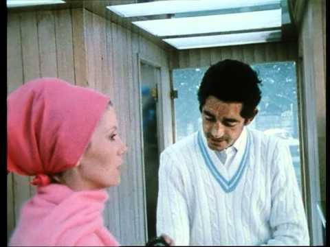 Jacques Demy puts on his sweater