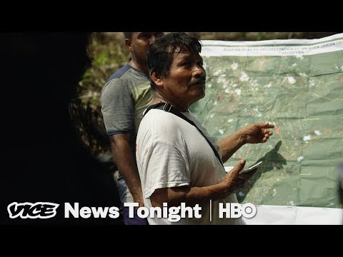 Indigenous Peruvians Are Using Satellites And Drones To Fight Deforestation (HBO)