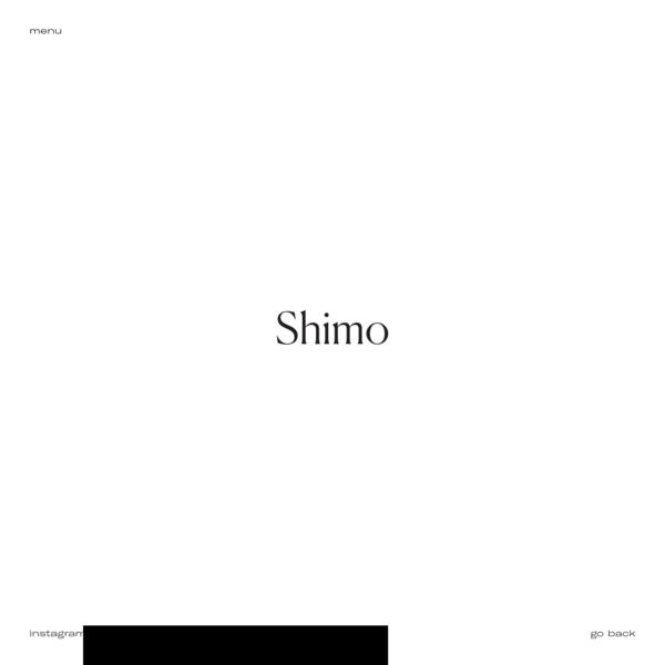 Shimo - Ada Sokół