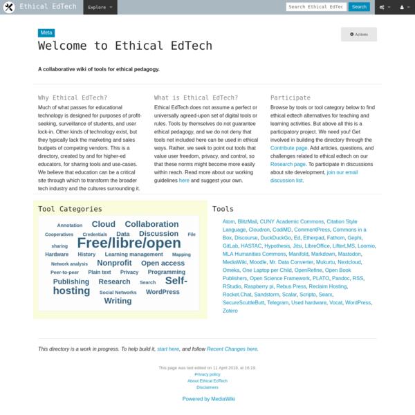 Ethical EdTech