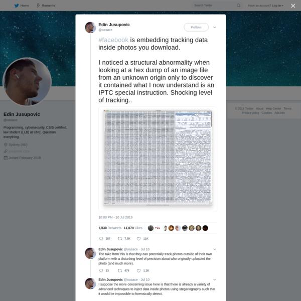 Edin Jusupovic on Twitter