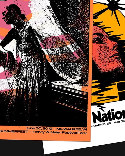 A couple recent ones for @thenational