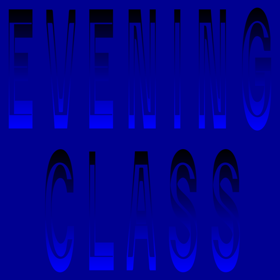 Evening class is an experimental, co-active and flexible study program for graphic designers who reflect on their practices in a wider cultural, social and political context. An environment where participants will cultivate common interests, develop their research and shape the class's agenda.