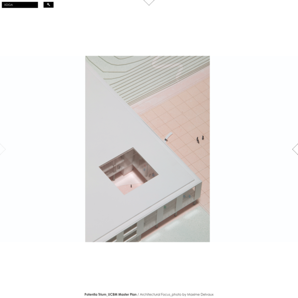 XDGA | This is the website of Xaveer De Geyter Architects. All content is for your happiness and joy. Do what you like with ...