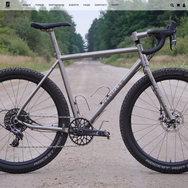 BBCo. | Titanium Bikes, Bikebacking Adventure Bikes, All Road Bikes