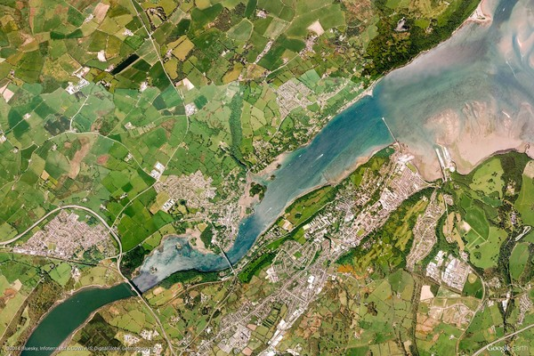 Isle of Anglesey, United Kingdom (Google Earth View 2319)