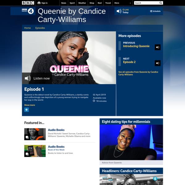 BBC Radio 4 - Queenie by Candice Carty-Williams, Episode 1