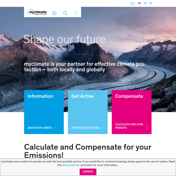 myclimate - your partner for climate protection