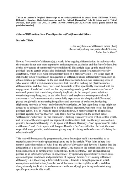 thiele_ethos_of_diffraction.pdf