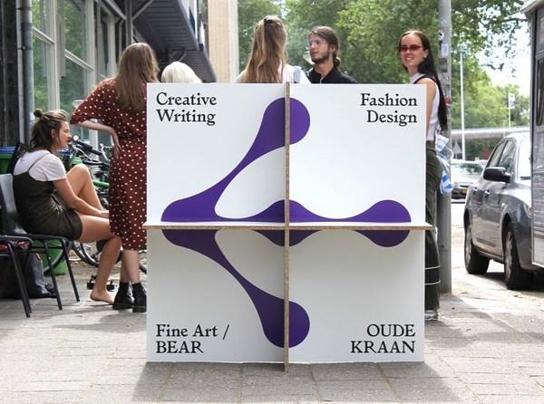 Signing and identity desaigns for the ArtEZ Arnhem Finals 2019, 🔮🔮🔮 with @publicationstudiorotterdam and @wietskeflederus