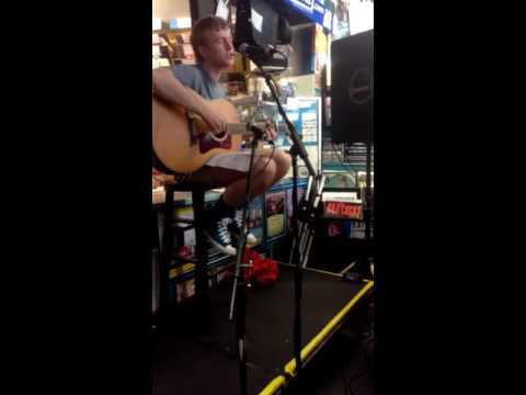 """Pinegrove - """"Toast"""" Live debut @ Banquet Records, Kingston - (7/6/16)"""