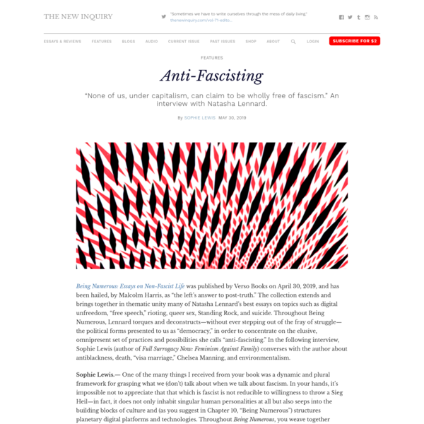 Anti-Fascisting