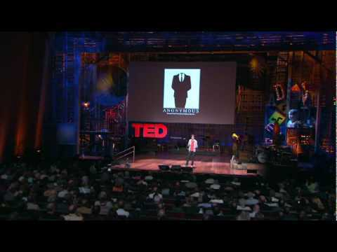 """Christopher """"moot"""" Poole: The case for anonymity online"""