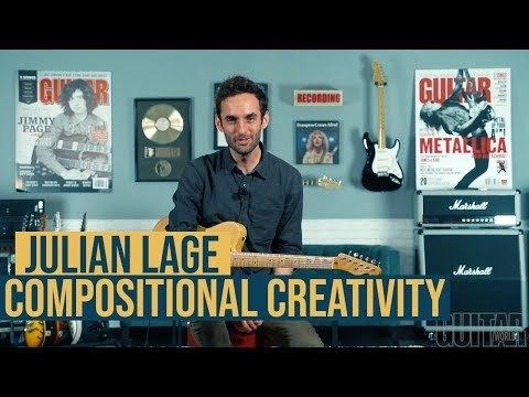 Julian Lage - Compositional Creativity - YouTube