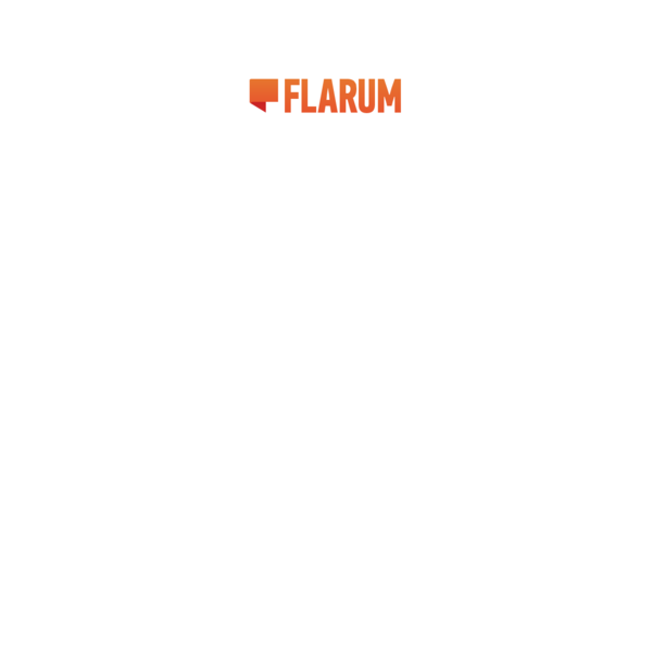 Flarum - Forums Made Simple