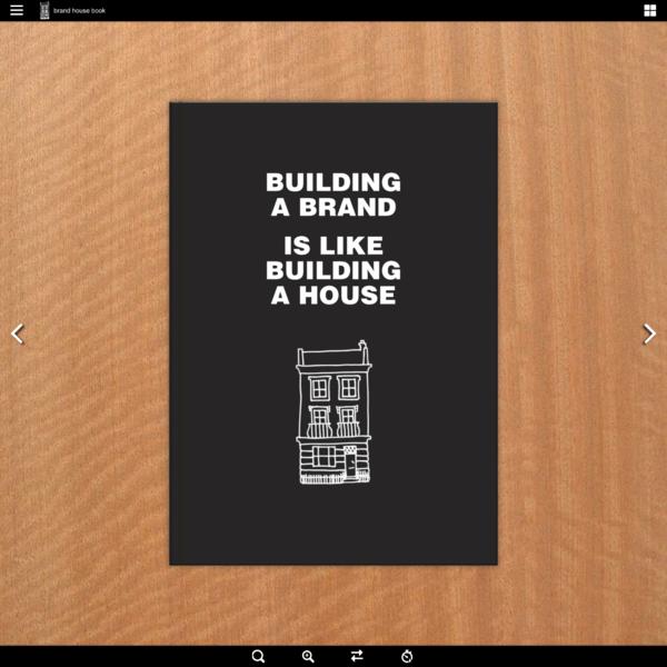 Brand House Book