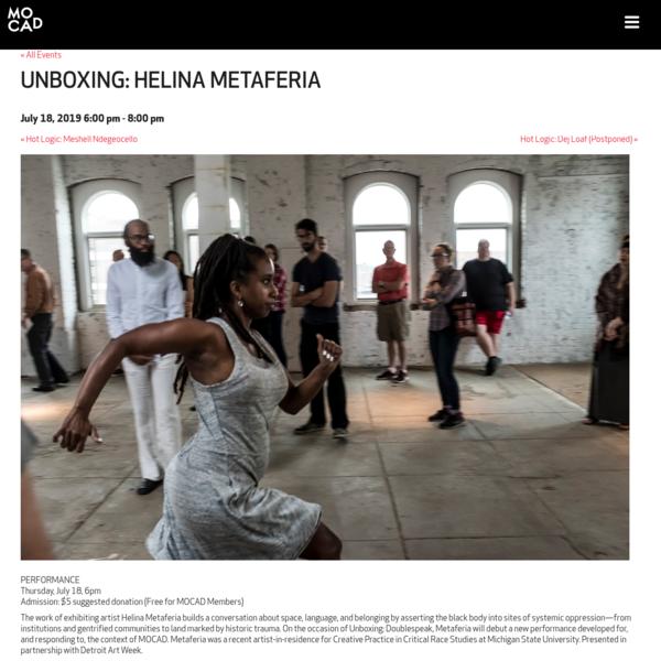 UNBOXING: HELINA METAFERIA
