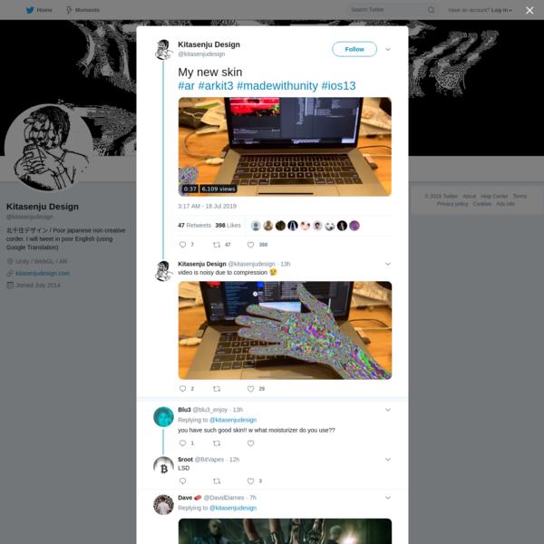 Kitasenju Design on Twitter