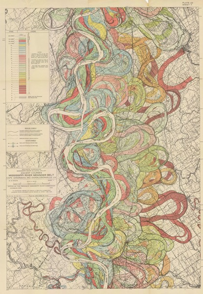 Mississippi River Meander Belt