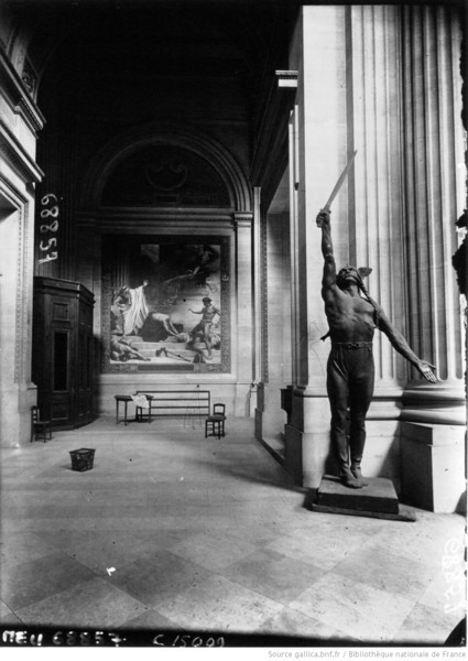 Martyrdom of St. Denis, Léon Bonnat