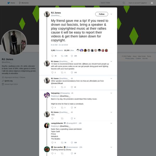 RJ Jones on Twitter