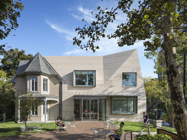 1100 Architect_University of Pennsylvania, Perry World House