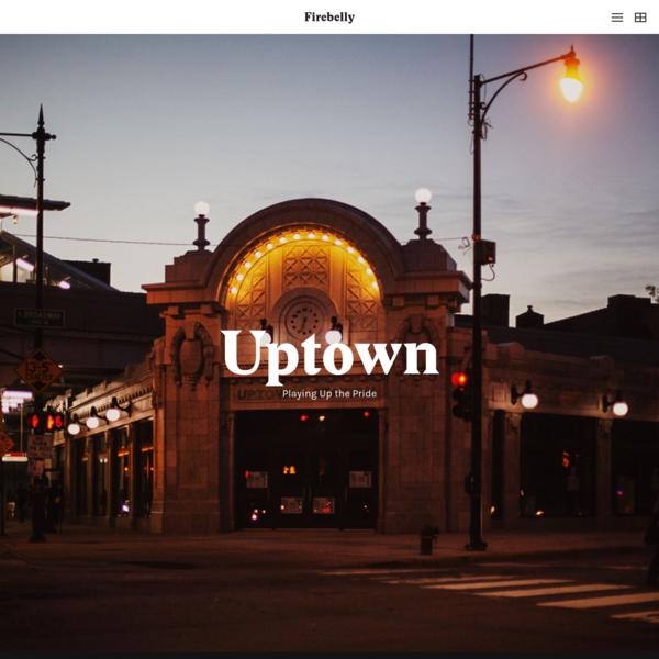 Uptown | Firebelly Design
