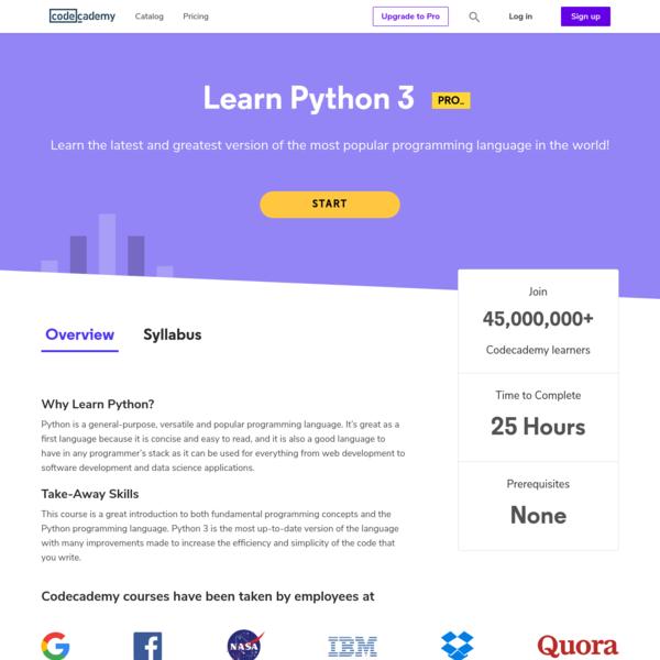 Learn Python 3   Codecademy
