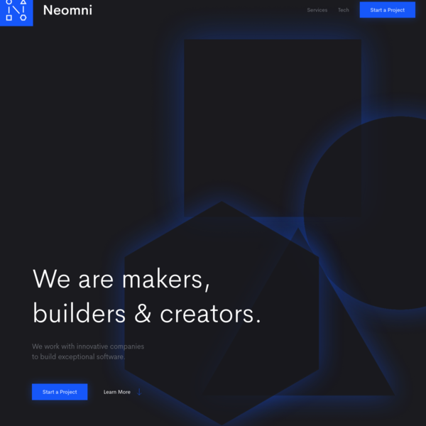 Neomni - Custom Software Development