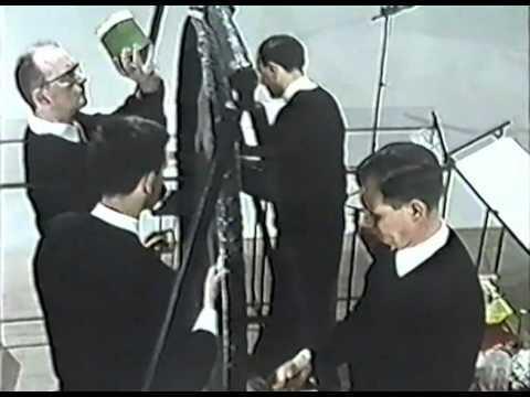 Karlheinz Stockhausen - Mikrophonie 1 - Film 1966