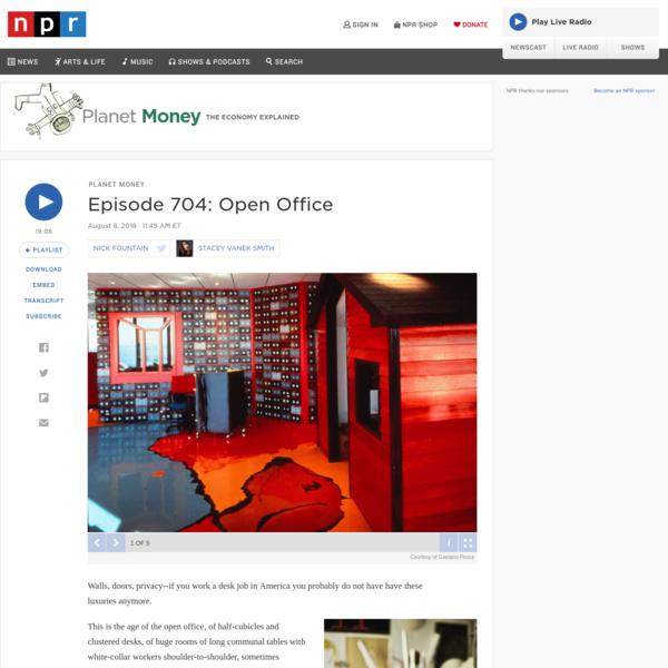 Episode 704: Open Office