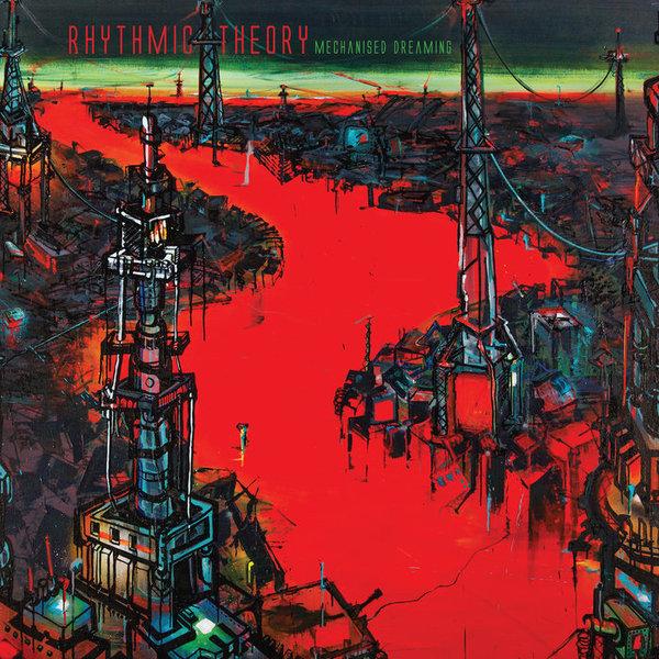 Mechanised Dreaming (Creme LP-14), by Rhythmic Theory
