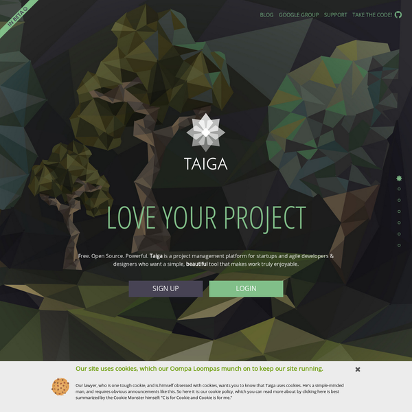 Taiga.Io | Agile, Open Source, Free Project Management System